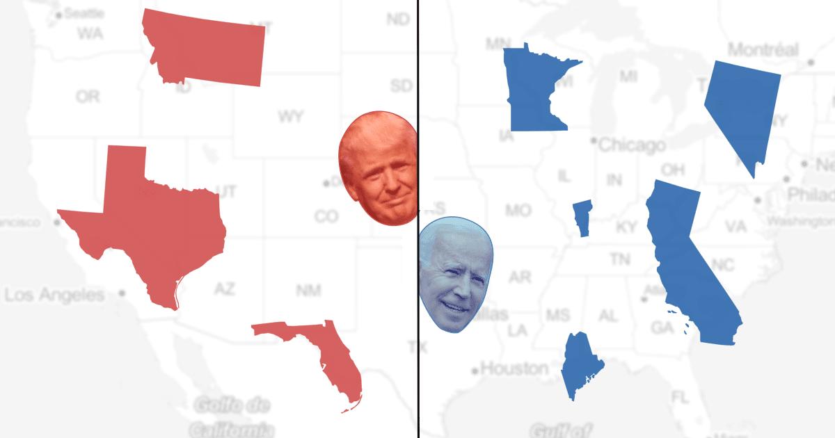 Wer Führt Bei Den Us Wahlen